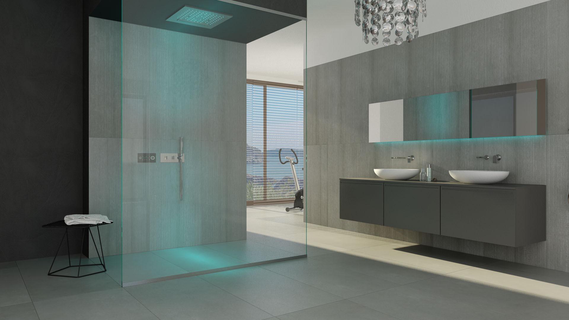 Domus3d est le logiciel de conception d 39 int rieur le plus for Bathroom designs in nepal